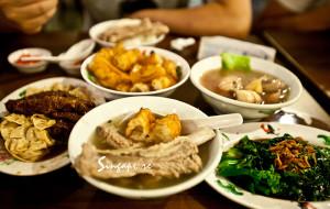 新加坡美食-松发肉骨茶(克拉码头)