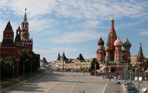【莫斯科图片】美丽的广场——莫斯科红场
