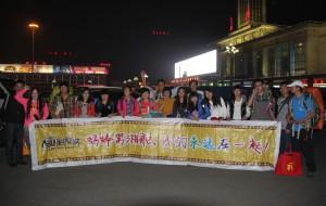 【安庆图片】心旅42——天倚此柱我为峰(湘舵驴友堂2013年第十季活动)