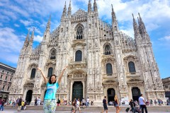 在时尚之都撒欢--Milano米兰(附2015米兰世博会游玩攻略&最后的晚餐预约参观攻略)