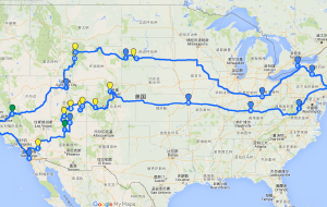 【新泽西州图片】2015美国自驾游记-后记