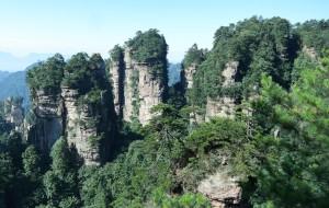 【张家界图片】世界地质公园——张家界