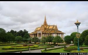 【金边图片】游侠看世界--柬埔寨金边大皇宫(原创游记)