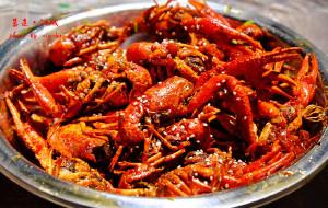 湖北美食-巴厘龙虾(万松园二店)