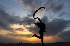 【逃亡·西域记】——甘肃、兰州、张掖、嘉峪关、敦煌 November