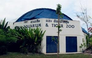 苏梅岛娱乐-苏梅岛水族馆&老虎园