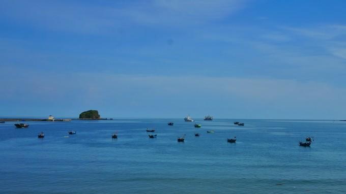 涠洲岛南湾
