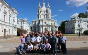 【圣彼得堡图片】俄罗斯游之...圣彼得堡斯莫尔泥宫实拍