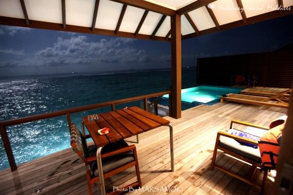 马尔代夫 神仙珊瑚岛 hideaway 自拍婚纱旅拍 世外桃源 7天5晚