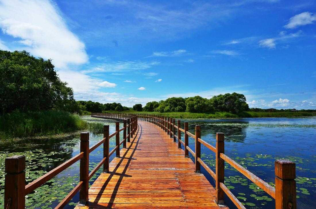黑瞎子岛湿地公园