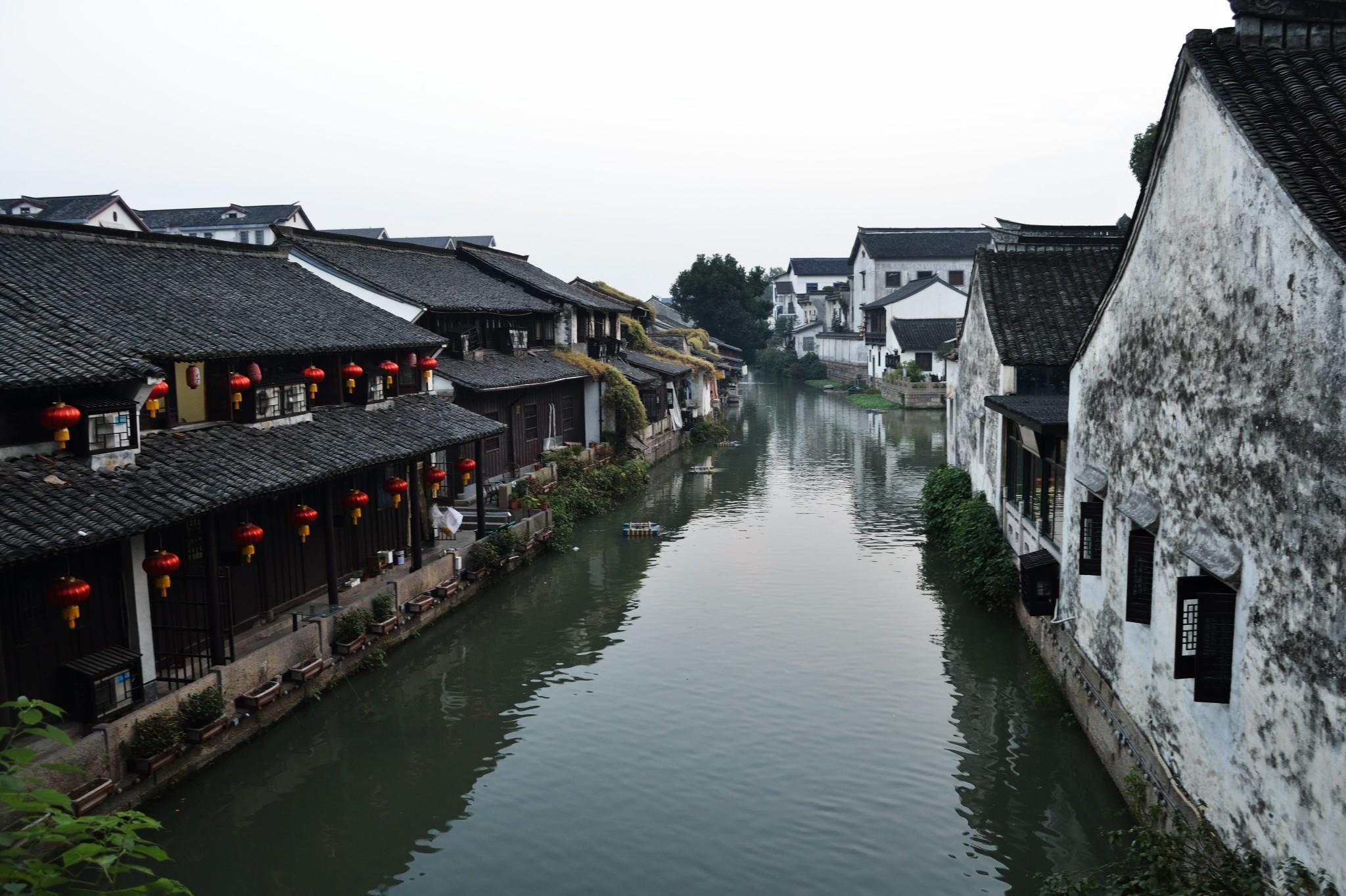 绍兴新中式建筑
