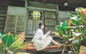 【越南老街图片】总有那么一个地方,是一定要去到的。(黄太&胖先生十一台湾散步之旅)
