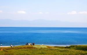 【博乐图片】2015夏北疆游之五 -- 果子沟&赛里木湖