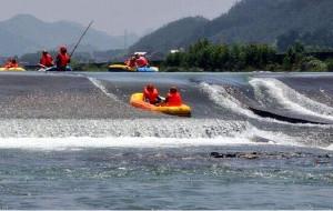 千岛湖娱乐-武强溪漂流