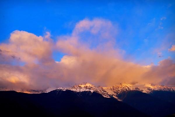 2015带上爸妈去穿越高海拔——丽江香格里拉梅里