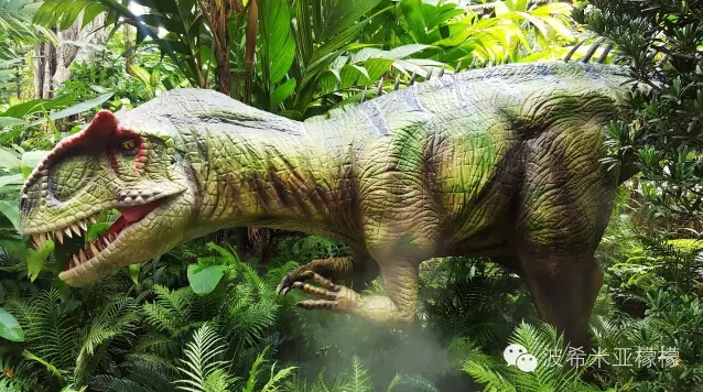 """12月带上娃去新加坡动物园玩新玩意""""恐龙"""""""