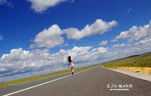 【草原天路图片】六千里草原行——草原天路&乌拉盖之旅