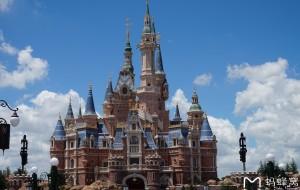 【上海迪士尼度假区图片】当旅行说走就走系列:迪士尼两日联票,一天6张fp
