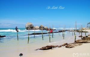【斯里兰卡图片】追寻千寻的脚步,赏印度洋最奇特的垂钓,在兰卡的惊艳时光——国庆带上老妈斯里兰卡+马来西亚十日游