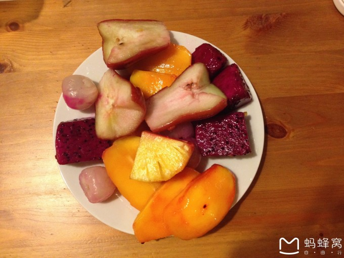 幼儿园手工缝制水果图片