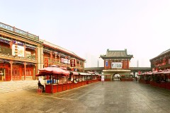 【大雾中走来,灰霾中离去】——天津的吃玩购物一日游