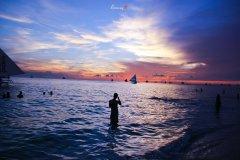2014   陪你去看最美的日落 【长滩岛】