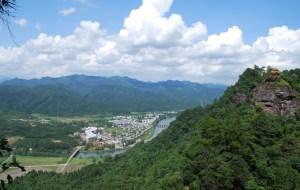 【齐云山图片】清静的齐云山一日游