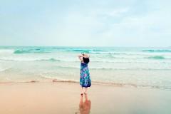 暑中青岛纪行:红瓦绿树与碧海蓝天