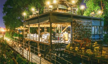 曼谷| 城中森林一日游(骑行,树屋,水上市场,火车夜市)