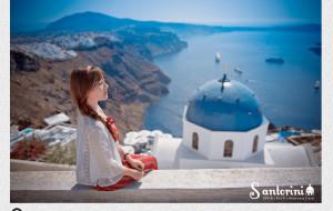 【希腊图片】2016┇一封致圣托里尼的情书,一场不愿醒来的少女梦【希腊双岛蜜月十日游】
