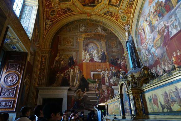 梵蒂冈博物馆和西斯廷教堂免排队门票