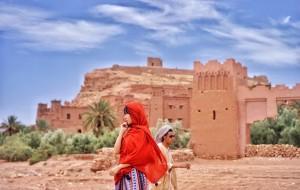 【摩洛哥图片】蜂首纪念[MON小妖]摩洛哥,一场即兴的出走