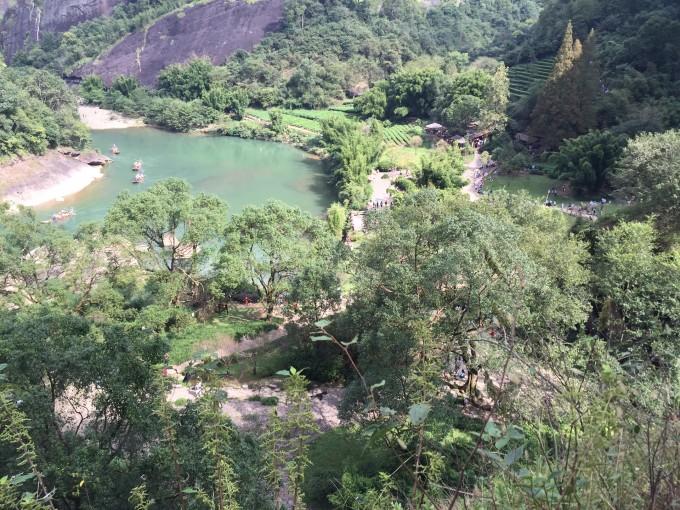 福州到武夷山两日游