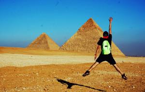 【开罗图片】海贼迷的一半沙漠一半海水埃及行