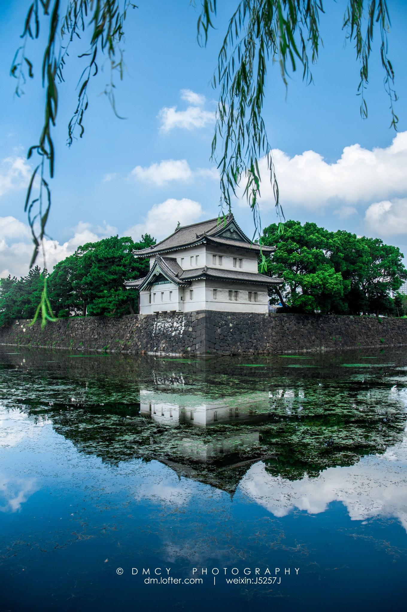 【东京景点图片】皇居