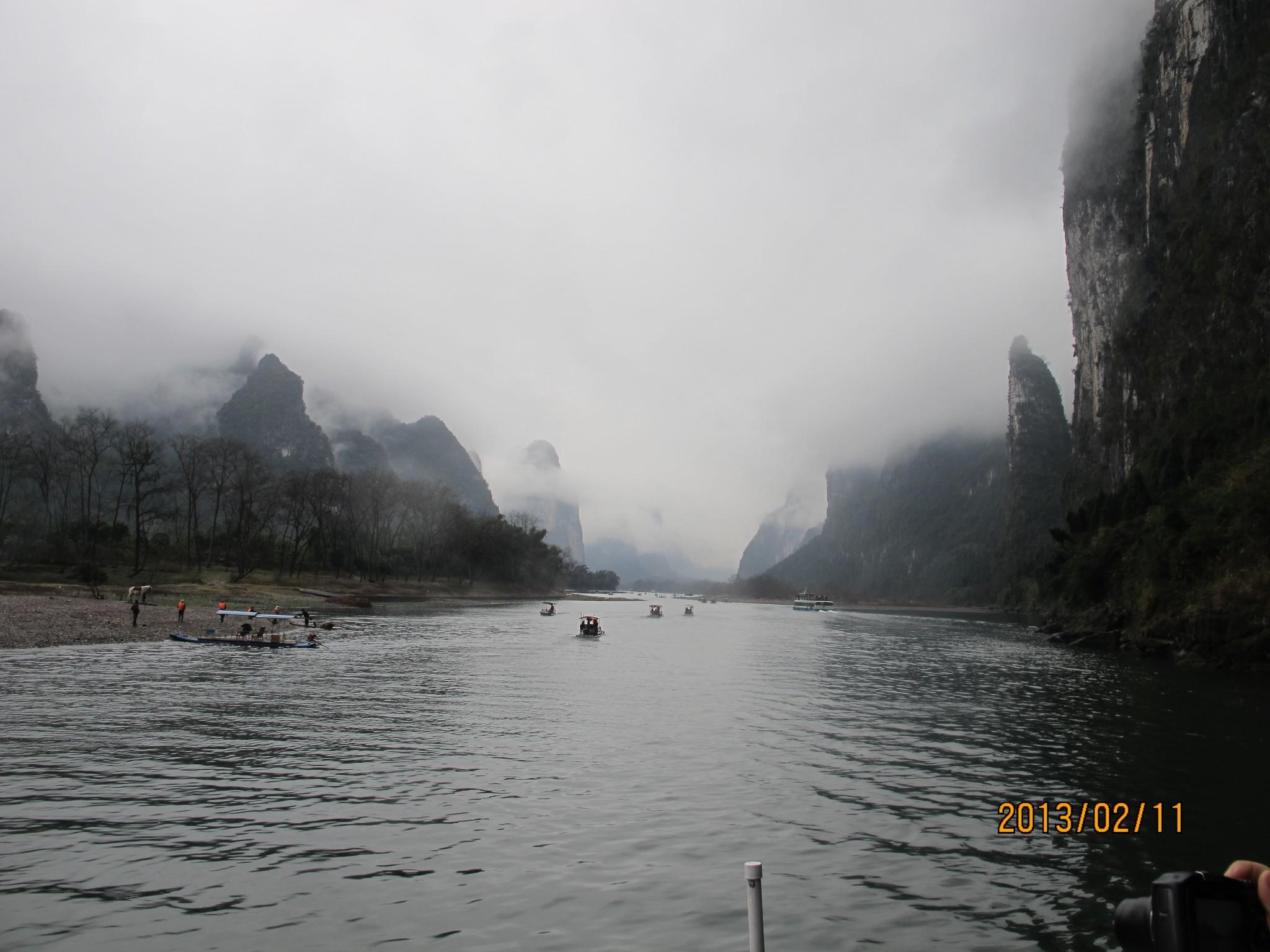 桂林漓江风景区
