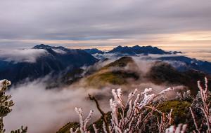 【达州图片】四川万源八台山冬游