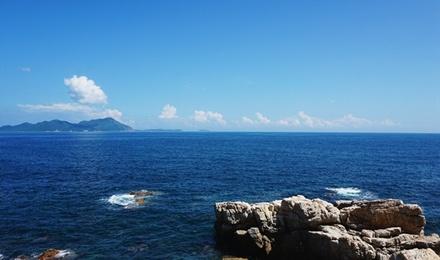 【广州出发】最美海岸线 东西冲海岸穿越1天游