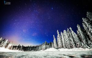 【班夫国家公园图片】来吧,加拿大---落基山脉的冰雪童话!