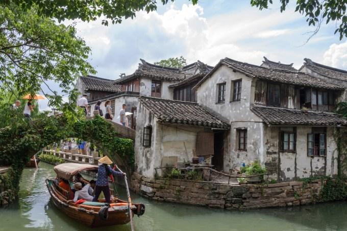 苏州有名的建筑手绘