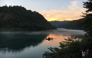 【资兴图片】慢游郴州小东江王仙岭