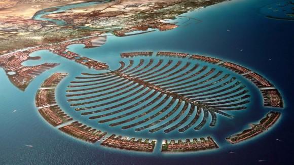 迪拜棕榈岛空中跳伞之旅 赠dvd记录光盘