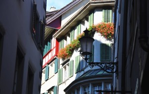 【蒙特勒图片】秋天  瑞士  ——  十六天的行程二十六站的风景一个瑞士
