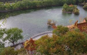 【忻州图片】2016年图记----自驾晋西北之汾河源
