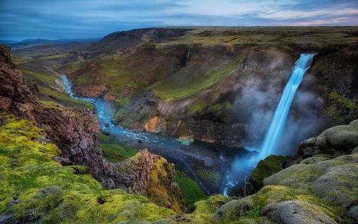 【年度精品 仅此一团】北欧冰岛南岸风光6天5晚:不可错过的北欧极光