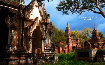 缅甸 宝藏纪念