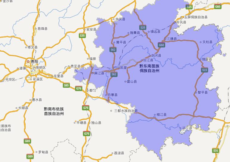 黔东南,你不知道的贵州之美(附7日大环线行程)