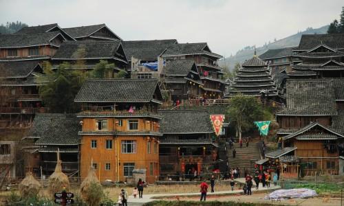 三江程阳风雨桥鼓楼民族旅馆预订