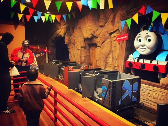 富士急游乐园                  托马斯乐园里的儿童餐厅,也是托马斯