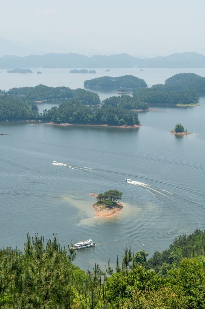 千岛湖:水光潋滟晴方好